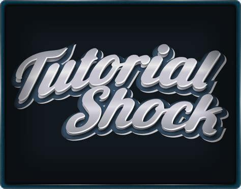 tutorial illustrator metal effect 20 best illustrator typography tutorials illustrator