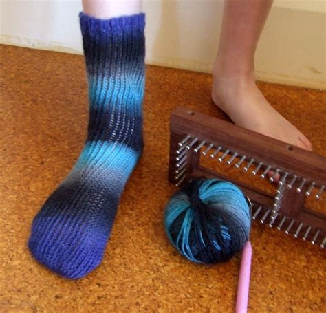 loom knitting classes loom knitting sock pattern a knitting