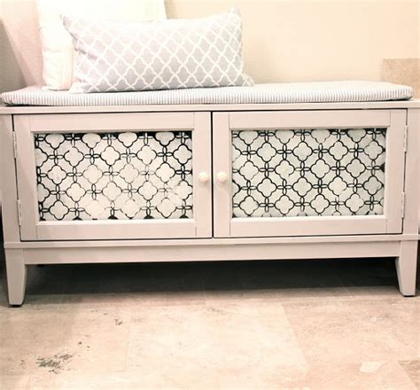 Diy Storage Bench Diy Storage Solutions For Your Everyday Clutter