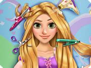hairdressing games realistic play rapunzel real haircuts sisigames com