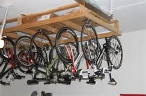 home brewed bike storage solutions help wanted mtbr com