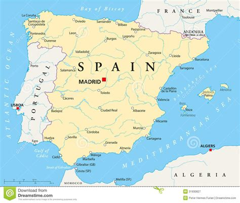 espana map infinite d 237 a a d 237 a