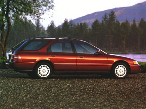 1997 Honda Accord Mpg by 1996 Honda Accord Reviews Specs And Prices Cars