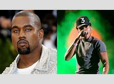 Who had a better year: Chance the Rapper or Kanye West ... $100000 Bill