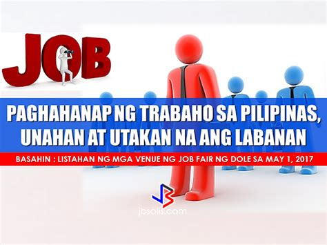 cgv wage job hunting in the philippines gets even tougher list of