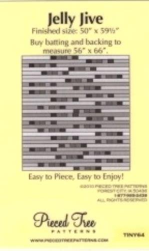 jive templates jelly jive tiny 64 pieced tree patterns 891541001942