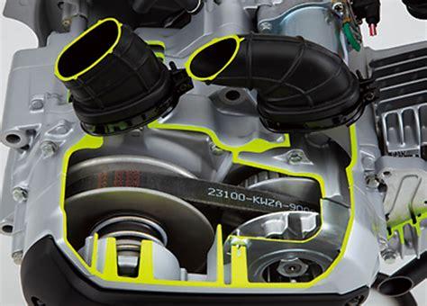 Bearing Cvt All Matic Honda 電子制御化されたベルト式cvtが増殖中 新車 中古バイク検索サイト goobike