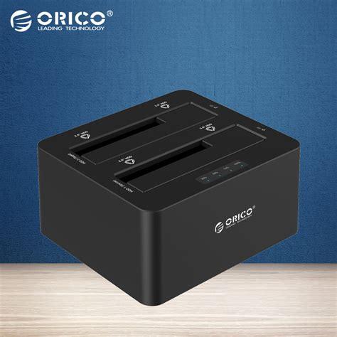 Orico Duplicator Disk Sata To Usb 3 0 E Sata Enclo Diskon orico usb 3 0 to sata dual bay external hdd