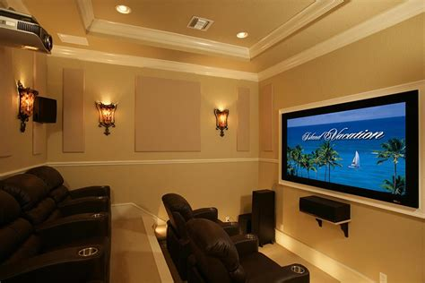 Small Home Theater Pics Home Theater Rgb Small Custom Homes