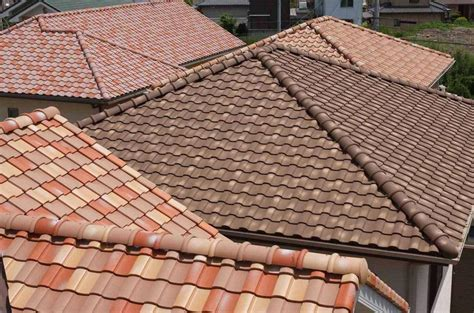 how much to install roof how to install clay roof tiles taking into account their features