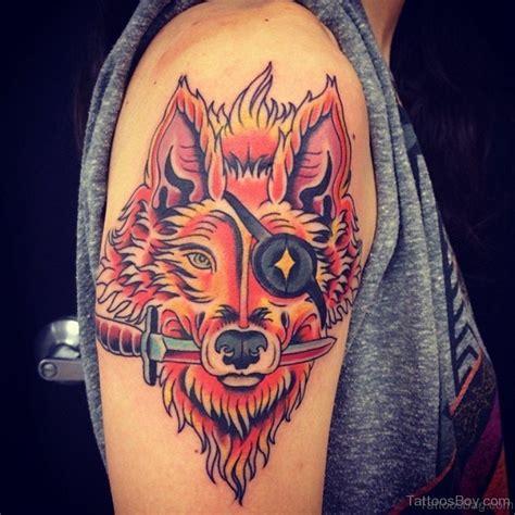 fox tattoo designs 45 amazing fox tattoos on shoulder