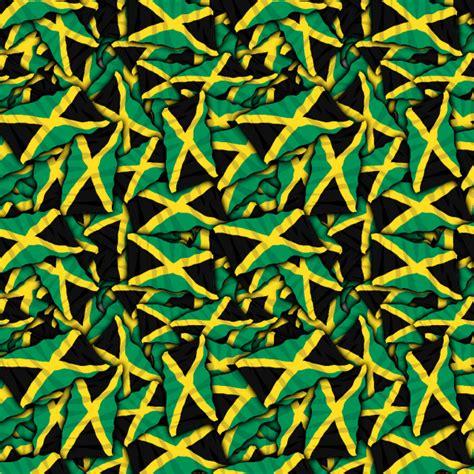 jamaica pattern jamaica flag pattern