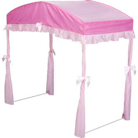 delta toddler bed canopy choose your color walmart