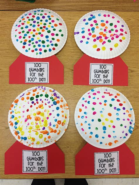 100th day of school crafts miss goes to kindergarten happy 100th day