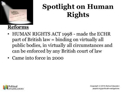 human rights act 1998 section 12 is it accurate to say that the uk constitution is no