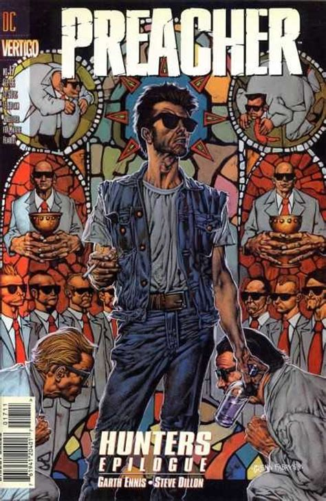 Preacher Comic Book Cover Photos What S Your Favorite Preacher Cover Preacher