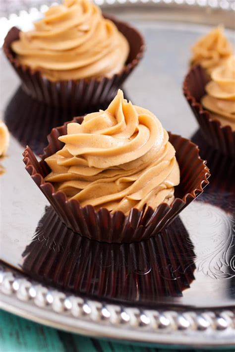 dark chocolate peanut butter mousse cups the girl in the little red kitchen