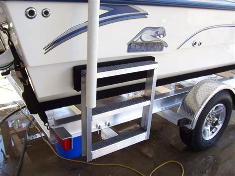 boat trailer guides for large boats trailer post guides what brand for heavy duty the hull