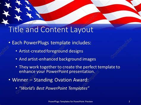 Powerpoint Templates Patriotic Gallery Powerpoint Template And Layout Patriotic Powerpoint Template