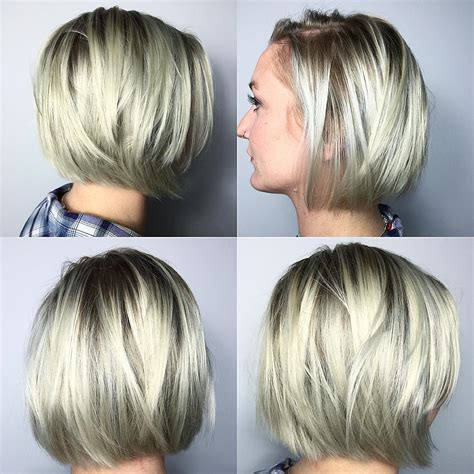 edgy bob haircuts ideas hairstyles design trends