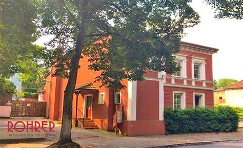 kauf wohnhaus rohrer berlin verkauf einer denkmalschutz immobilie in