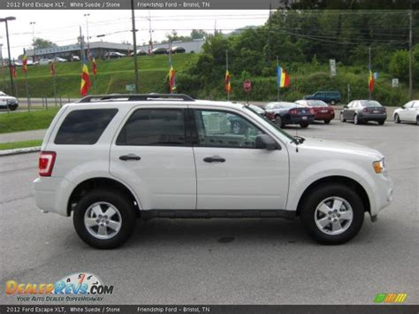 Topi Ford White Ford New Ford Escape Ford New Everest Ford Rang 2012 ford escape xlt white suede photo 5 dealerrevs