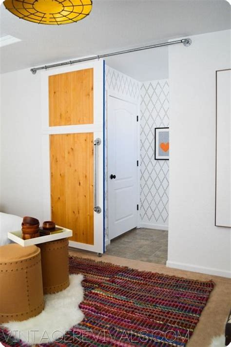 How To Make Your Own Sliding Barn Door Barn Doors Sliding Barn Doors And Sliding Doors On