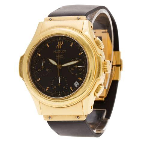 hublot chronograph 1810 3 gold world s best