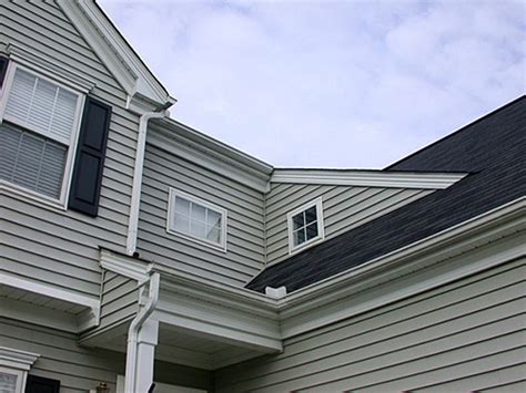 island gutters seamless aluminum gutter installation in suffolk county