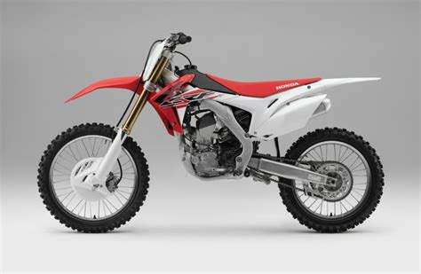 honda crf 250r 2016 honda crf250r and crf450r unveiled