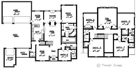 benchmark homes floor plans 5000 house plans