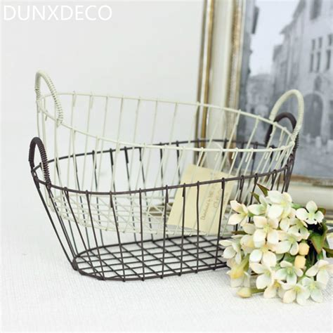 wholesale decorative bread baskets online buy wholesale decorative wire baskets from china