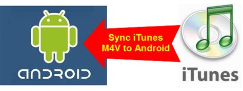 how to sync itunes to android how to transfer itunes m4v to android devices tune4mac studio