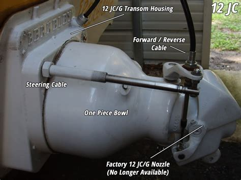 boat steering cable identification berkeley jet pump identification guide