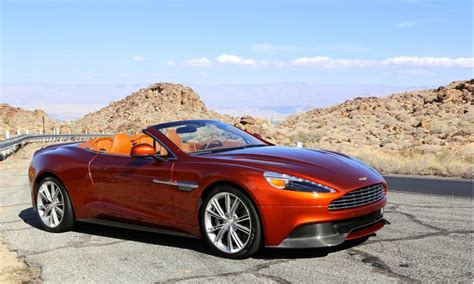Aston Martin Palm Springs by Image 2014 Aston Martin Vanquish Volante Drive