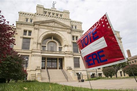 sedgwick county election office opens 15 advance voting