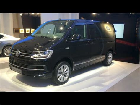 volkswagen multivan business volkswagen t6 multivan business 2015 in detail review