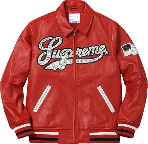 supreme retailer supreme varsity jacket retail