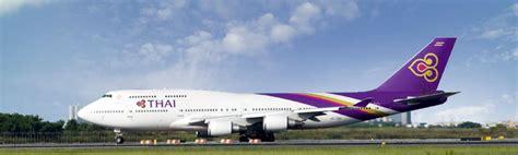 Thai Boeing 747 Passenger Airplane Alloy Plane Aircraft Metal Diecast royal cuisine thai airways