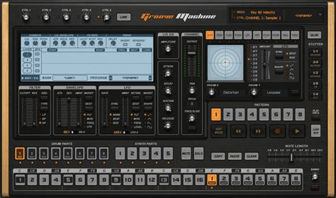 drum pattern vst groove machine fl studio plugin download drum machine fl