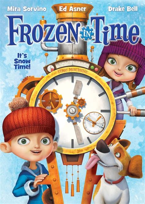 Film Frozen In Time | review quot frozen in time quot dvd