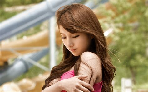 Imagenes Coreanas Modelos | chicas coreanas hd 1920x1200 imagenes wallpapers