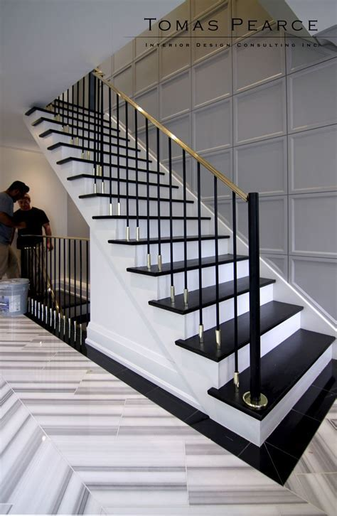 25  best ideas about Marble stairs on Pinterest   Modern