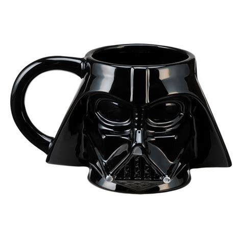 Star Wars Darth Vader Head Sculpted Ceramic Mug   Vandor   Star Wars   Mugs at Entertainment Earth