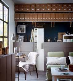 Home Office Design Ideas Ikea by Ikea Workspace Organization Ideas 2013 Stylish Eve