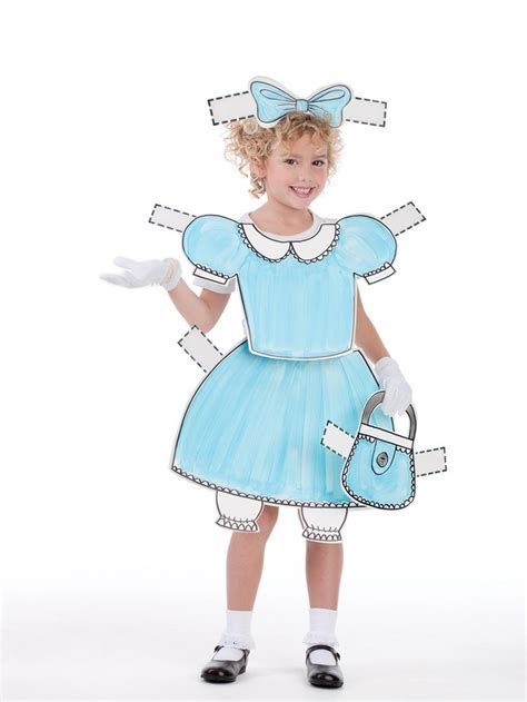 Paper Doll Costume To Make - 44 best dress ups costumes images on paper