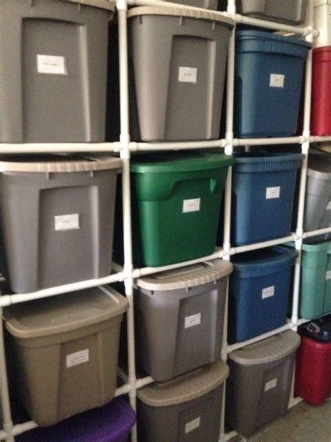 tote storage shelves diy saturday pvc tote storage organizer decoration store and organizations