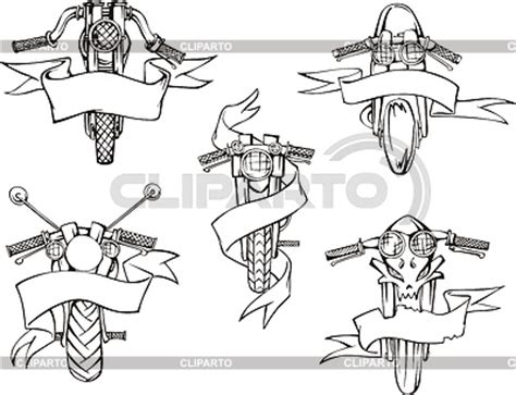 motorcycle graphics templates motorcycles and bikers serie of high quality graphics