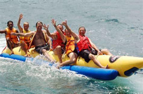 banana boat seminyak funship bali island explorer cruises bali kartika tours