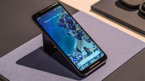google pixel 2 and pixel 2 xl hands on act two looks great hands on do google pixel 2 xl o que est 225 dentro 233 o que